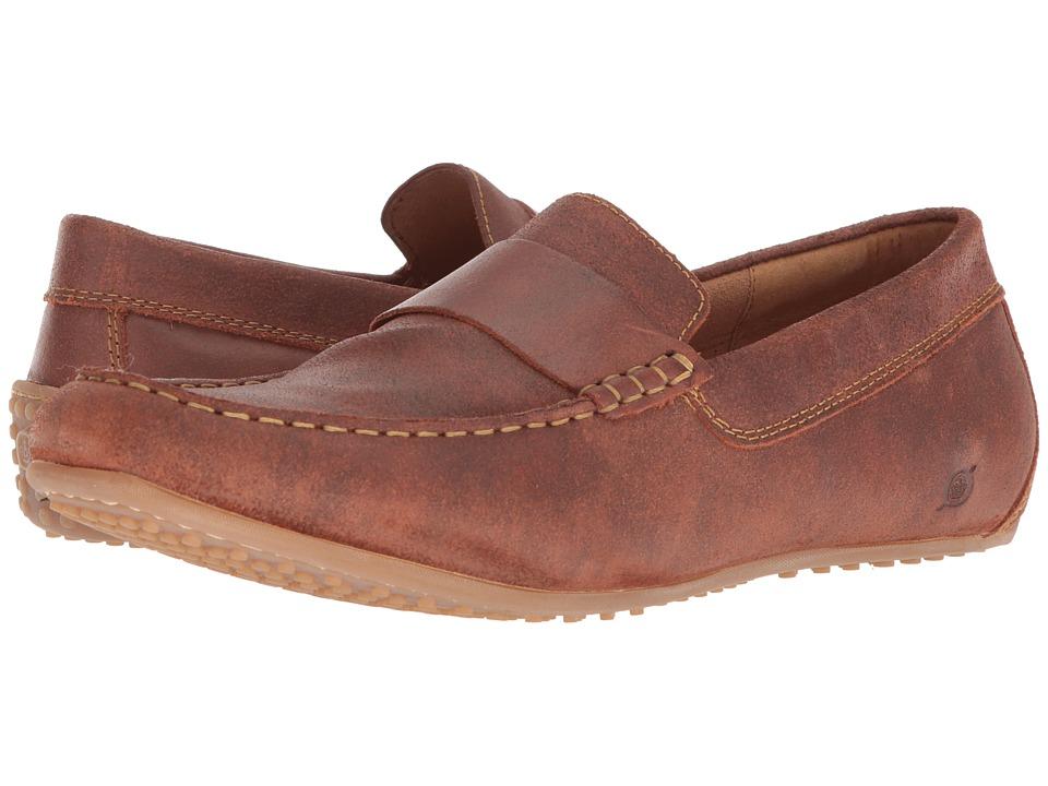 Born - Ratner (Rust) Mens Slip on  Shoes