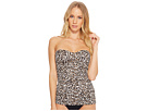 Tommy Bahama Cat's Meow Twist Front Bandini