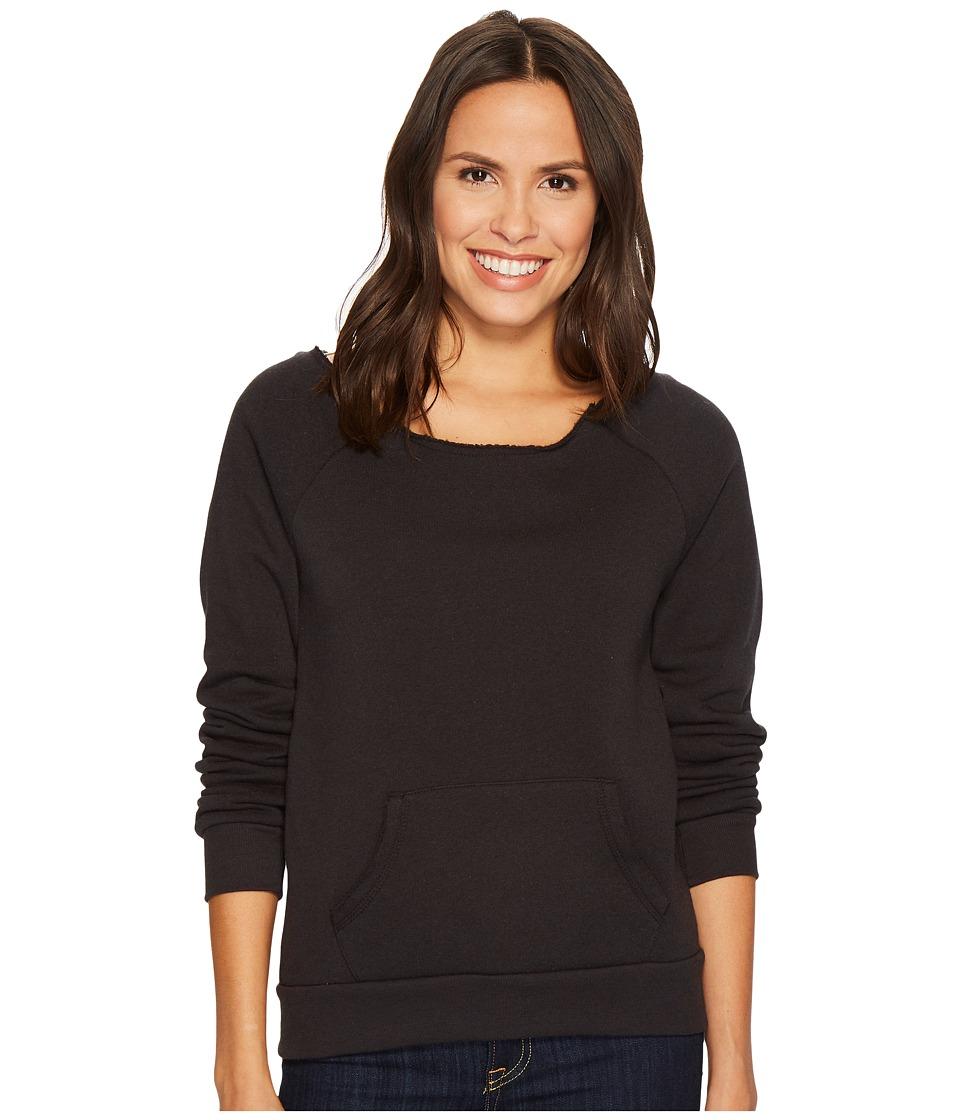 Alternative Maniac Sweatshirt (Eco True Black) Women