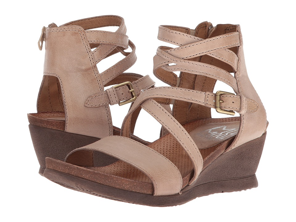 Miz Mooz - Shay (Pebble) Womens Wedge Shoes