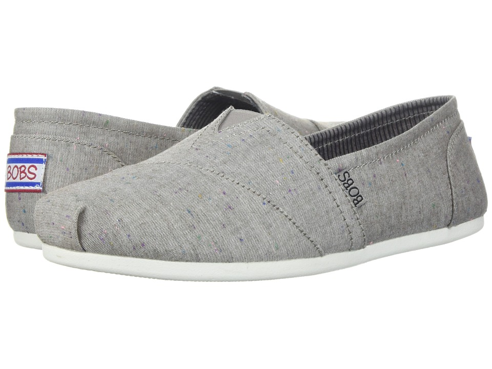 BOBS from SKECHERS Bobs Plush Robins Egg (Taupe) Women