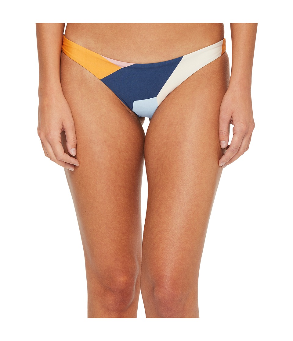 Vitamin A Swimwear - Rosie Bikini Bottom (Mezcal) Women's Swimwear