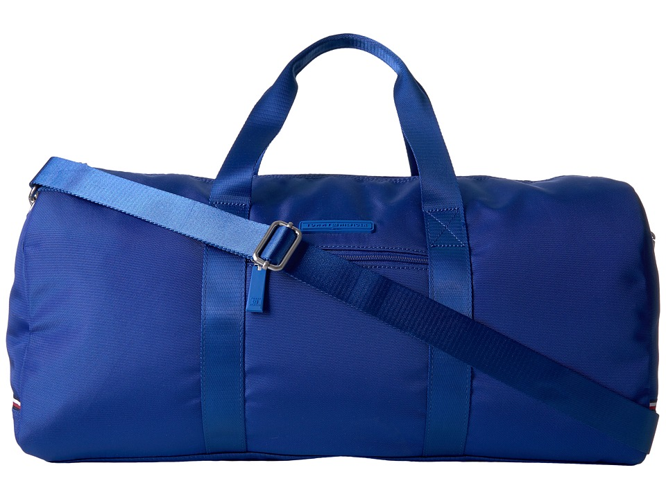 Tommy Hilfiger Alexander-Duffel-Nylon (Bright Navy) Duffel Bags