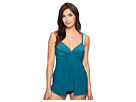 Miraclesuit Four Tops Love Knot Tankini Top