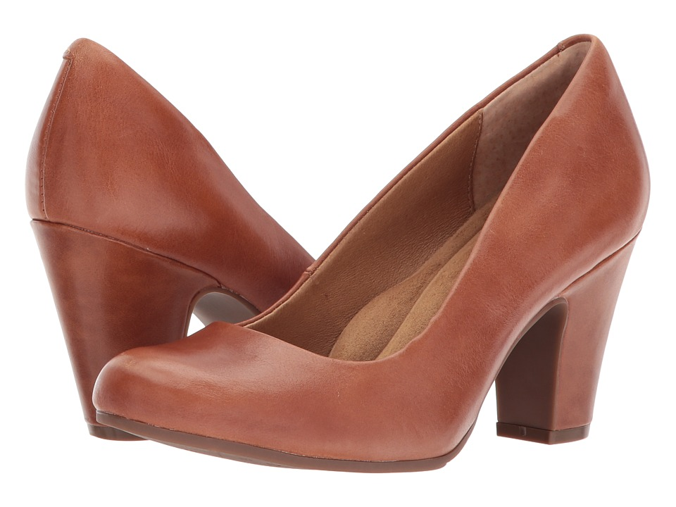 Sofft Madina (Cork Montana) 1-2 inch heel Shoes