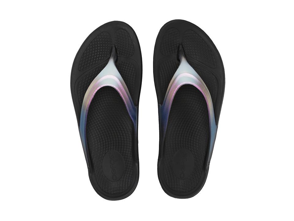 OOFOS - OOlala Luxe Sandal (Calypso) Women's Sandals