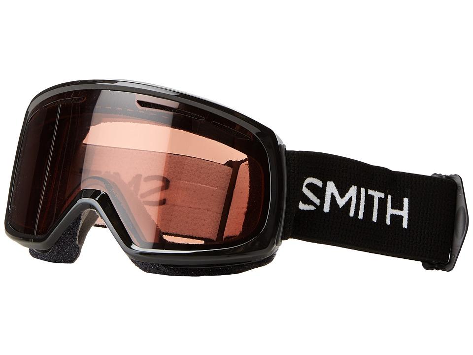 Smith Optics Drift Goggle (Black Frame/RC36/Extra Lens) Snow Goggles