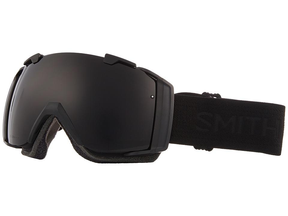 Smith Optics I/O Goggle (Blackout Frame/Chromapop Sun Bla...