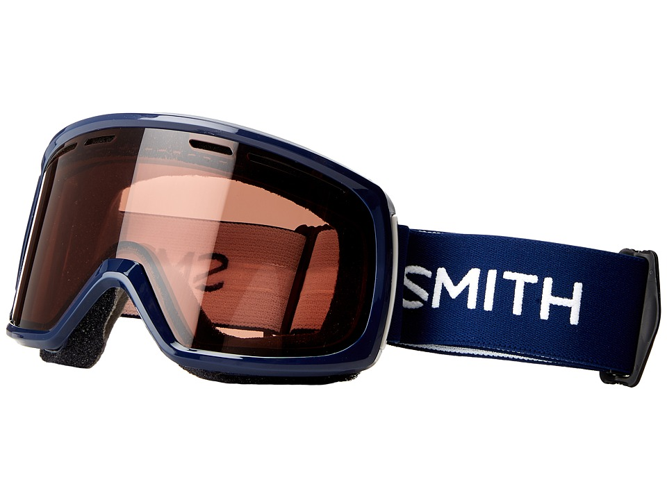 Smith Optics Range Goggle (Navy Frame/RC36/Extra Lens) Snow Goggles