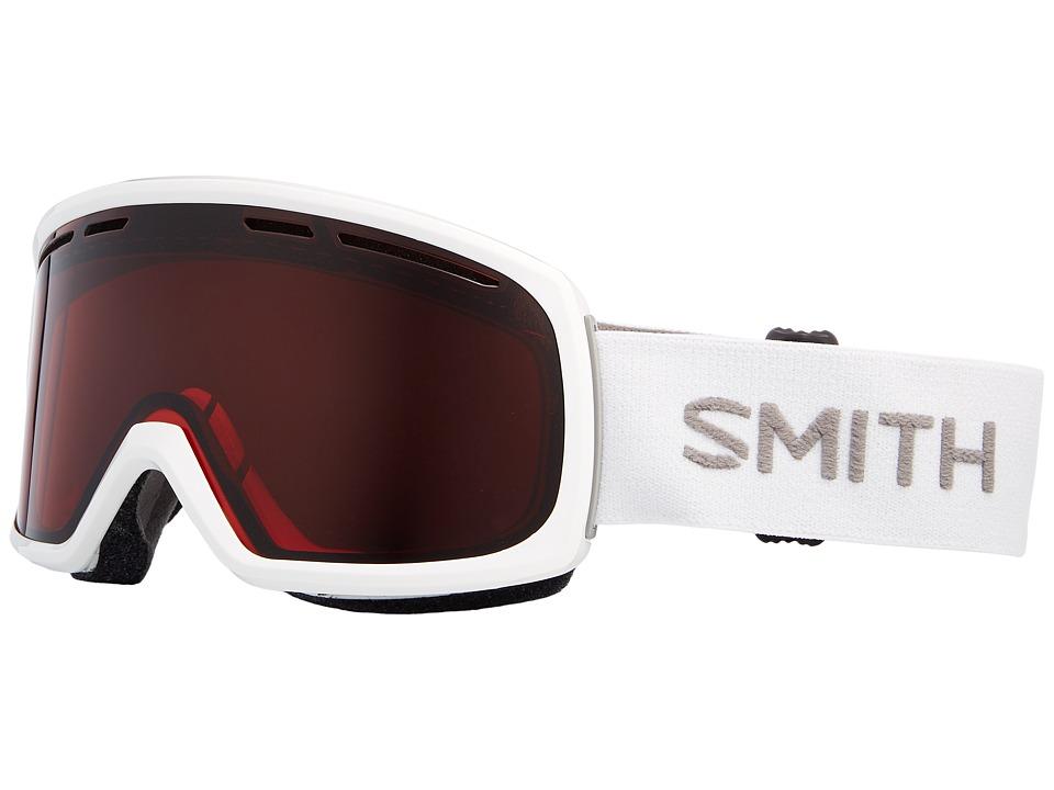 Smith Optics Range Goggle (White Frame/RC36/Extra Lens) Snow Goggles
