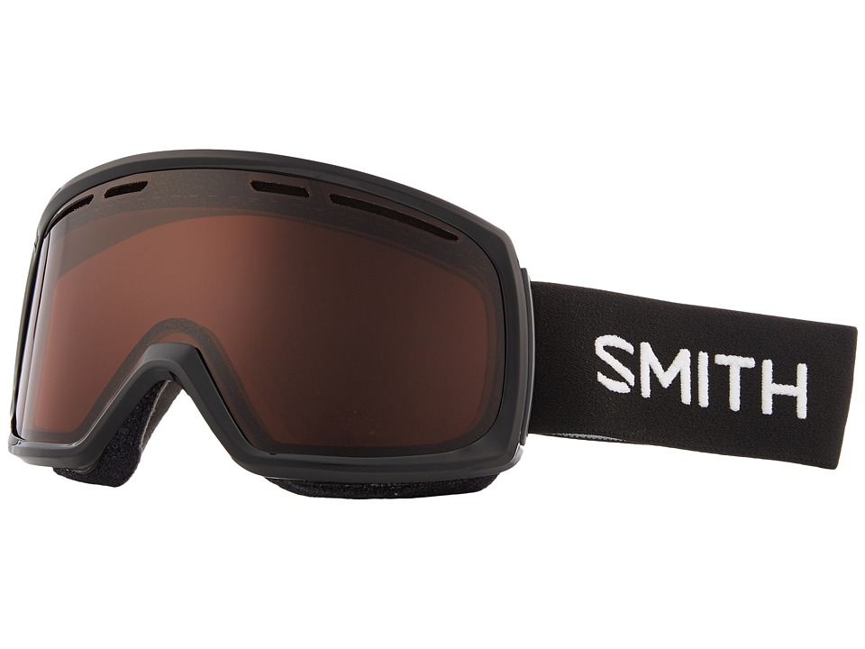 Smith Optics Range Goggle (Black Frame/RC36/Extra Lens) Snow Goggles