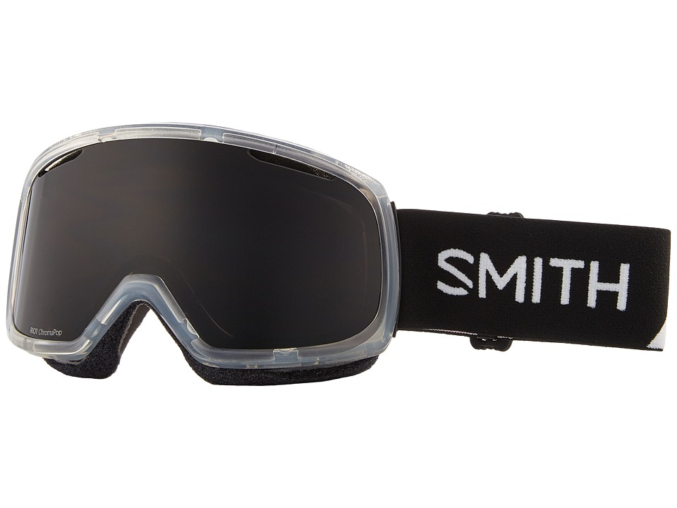 Smith Optics Riot Goggle (Monaco Frame/Chromapop Sun Black/Yellow) Goggles