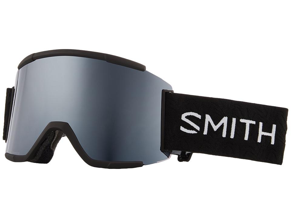 Smith Optics Squad Xl Goggle Mean Folk Frame Chromapop Sun Platinum Mirror