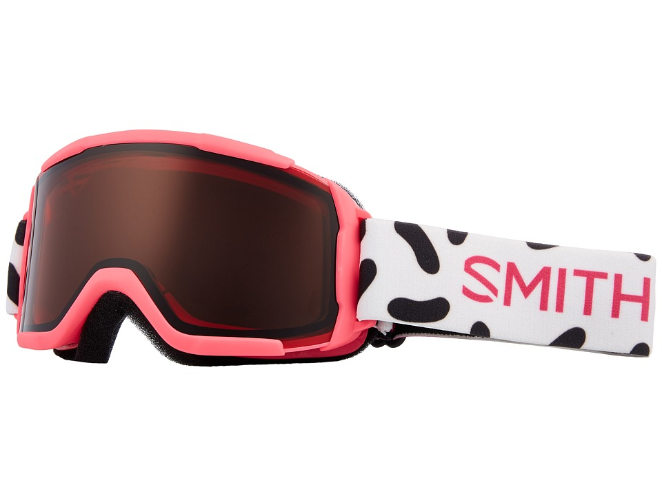 Smith Optics Daredevil Goggle (Youth Fit) (Pink Jam Frame/RC36/Extra Lens) Goggles