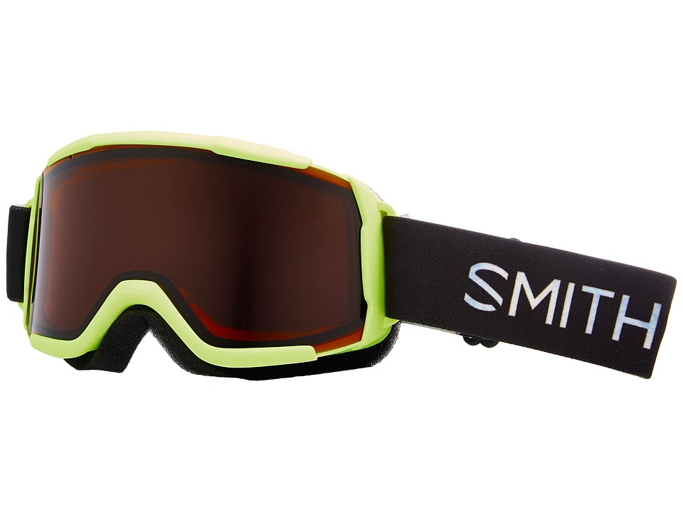 Smith Optics Daredevil Goggle (Youth Fit) (Acid Squall Frame/RC36/Extra Lens) Goggles