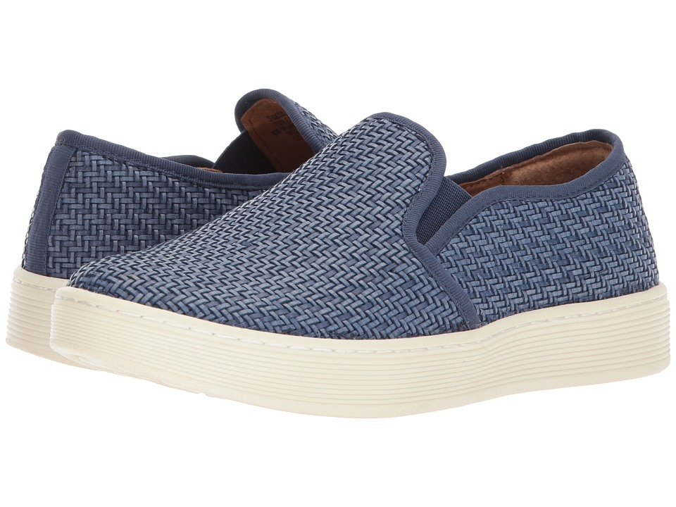 Sofft Somers (Navy Woven) Slip-On Shoes