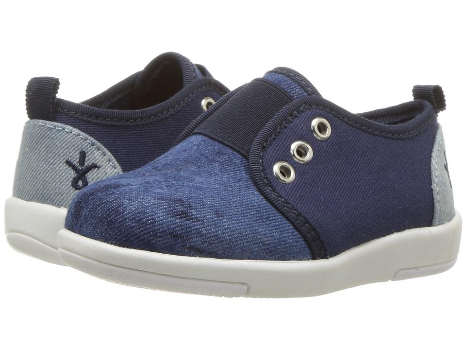 EMU Australia Kids Ficus (Toddler/Little Kid/Big Kid) (Ocean Blue) Boy's Shoes