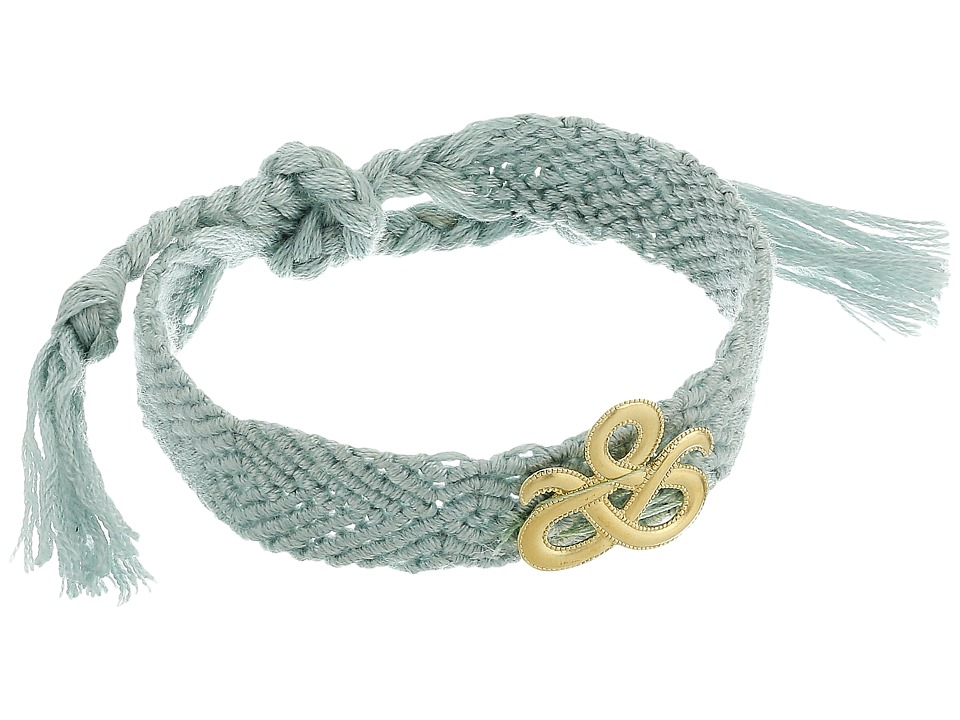 Elizabeth and James - Celeste Friendship Bracelet (Yellow...