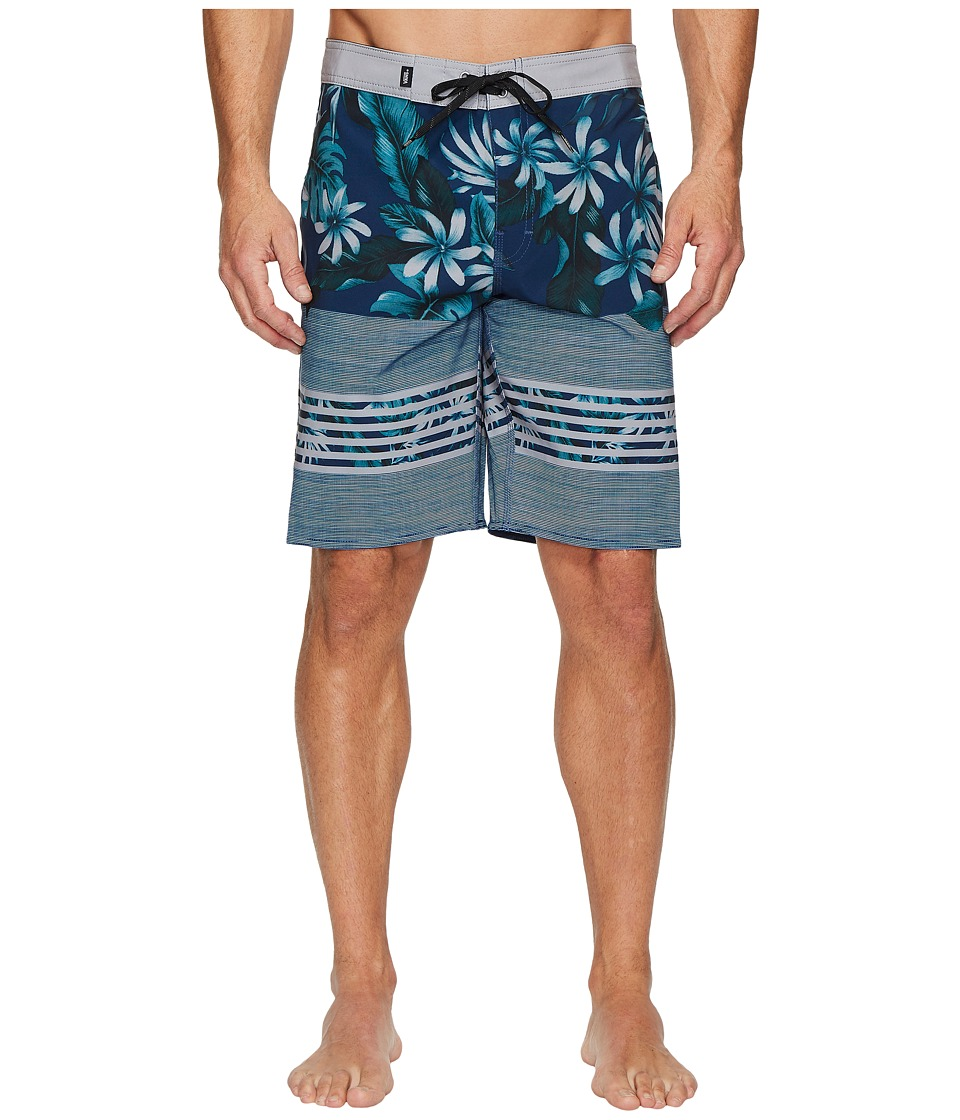 Vans Era Stretch Boardshorts 20 (Dress Blues Lo/Fi Floral) Men