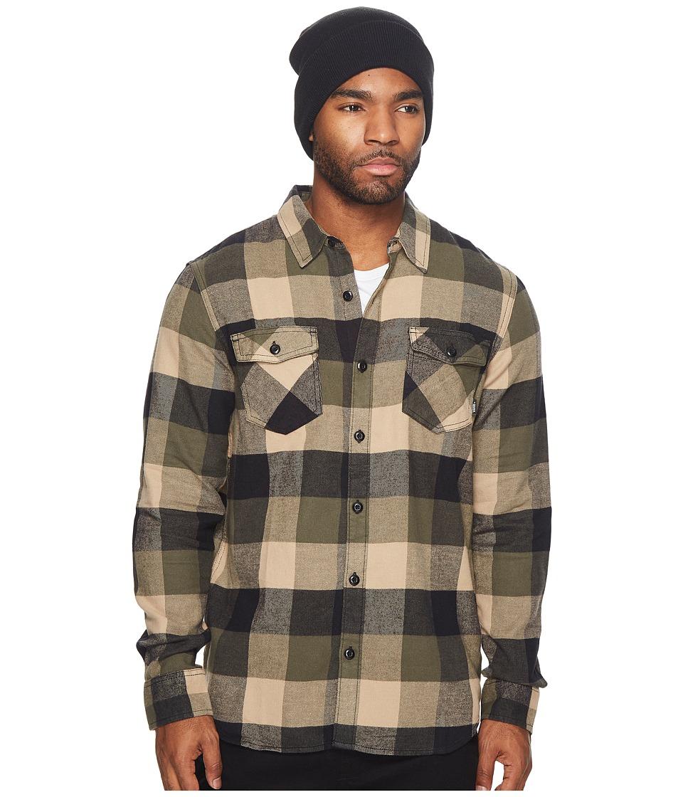 Vans - Box Long Sleeve Flannel