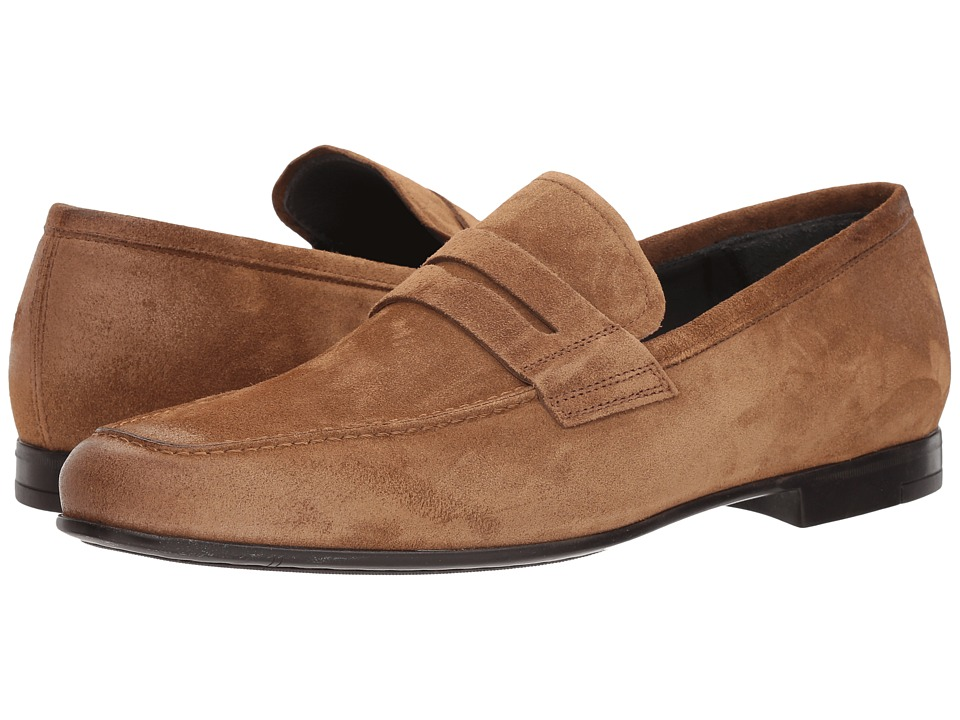 To Boot New York Alek (Tobacco Suede) Men