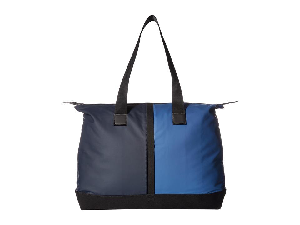 Camper - Moon Tote (Grey) Tote Handbags