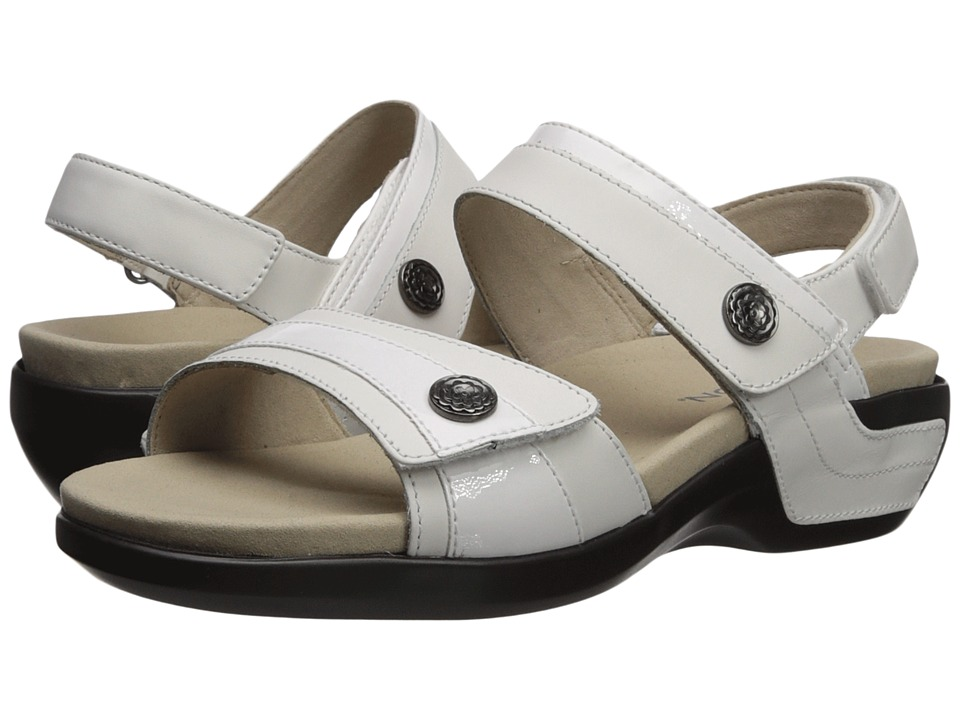 Aravon Katherine-AR (White) Sandals