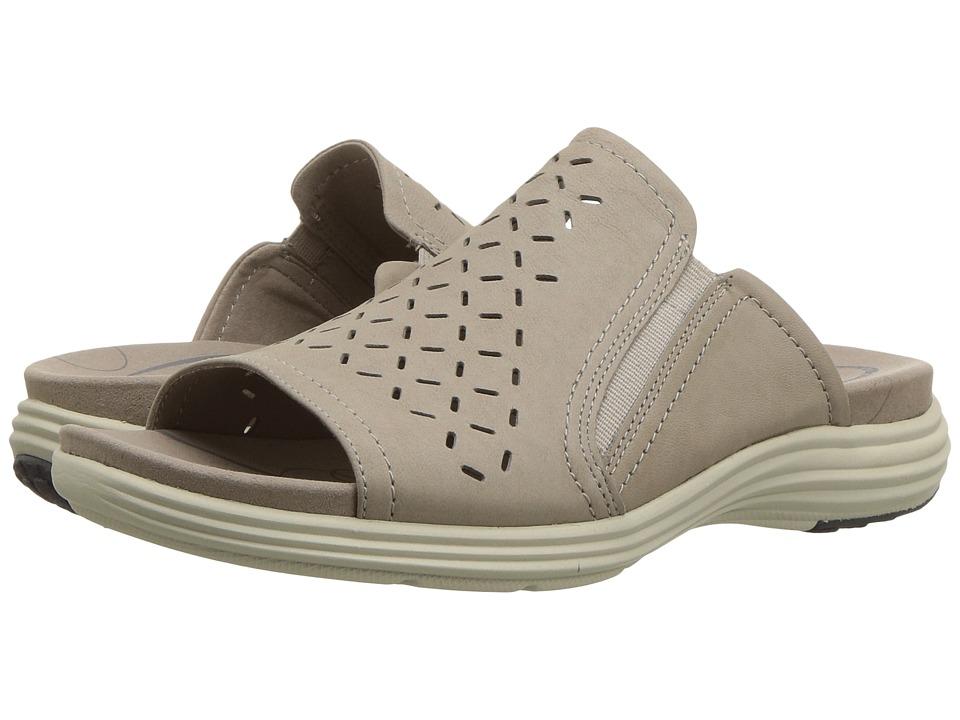 Aravon Beaumont Slide (Dove) Women's Shoes
