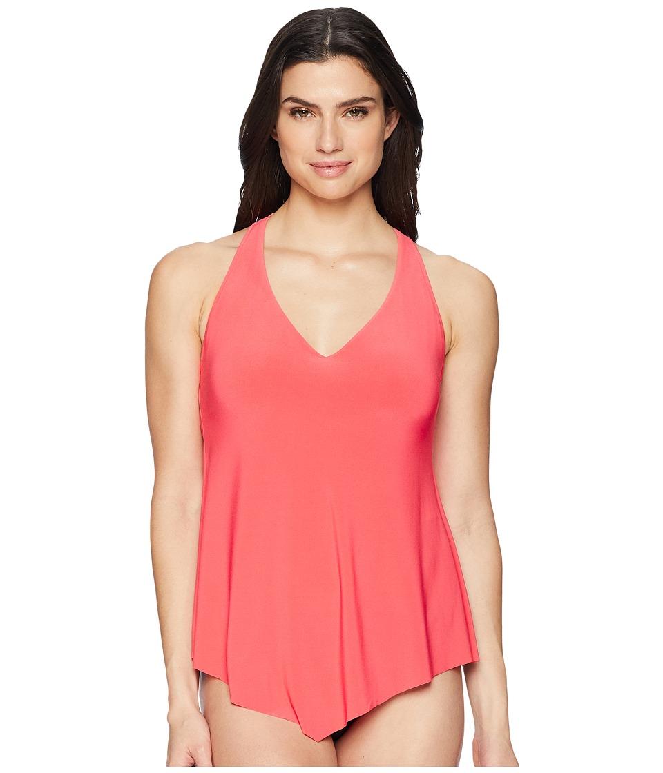 Magicsuit - Solids Taylor Underwire Tankini Top (Samba) Womens Swimwear
