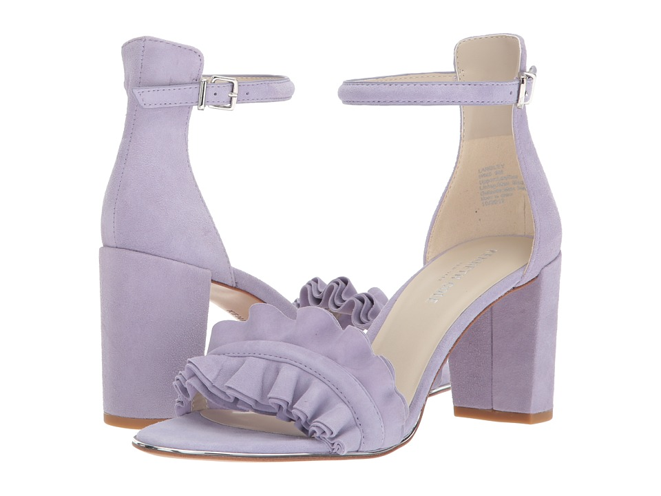 Kenneth Cole New York - Langley (Lavender Suede) Womens Shoes
