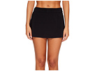 Magicsuit Solid Jersey Tennis Skirt Bottom