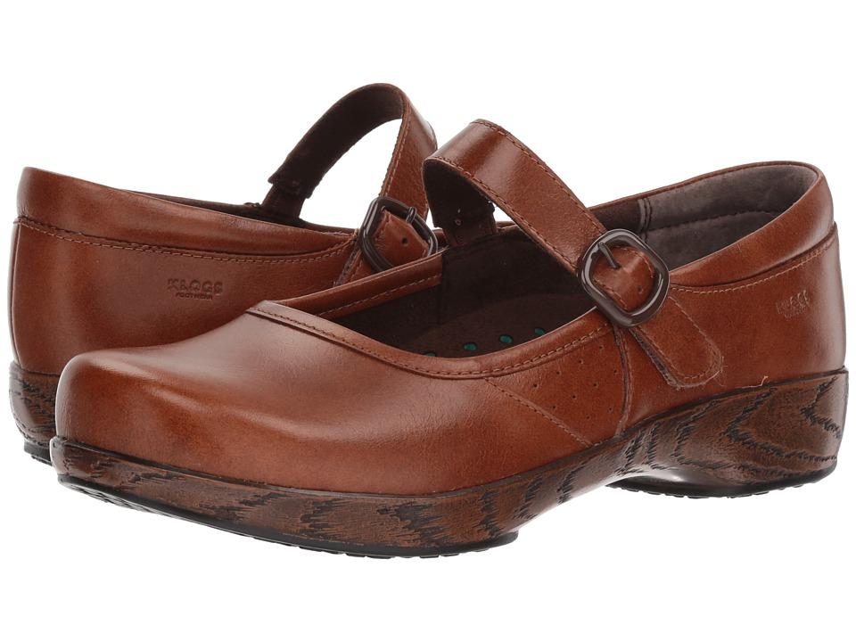 Klogs Footwear Charleston (Nutmeg Tintoretto) Clogs