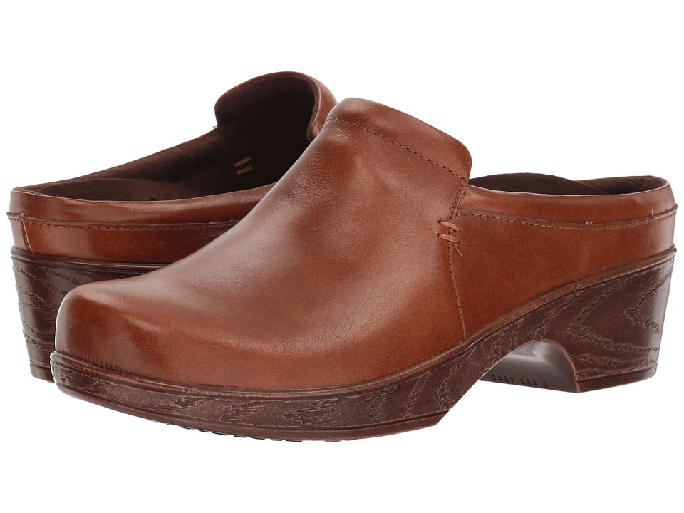 Klogs Footwear Surrey (Nutmeg Tintoretto) Clogs
