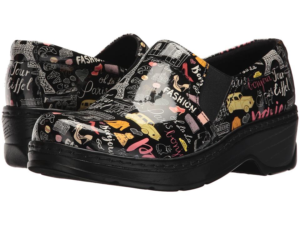 Klogs Footwear - Naples (Paris Patent) Women's Clog Shoes