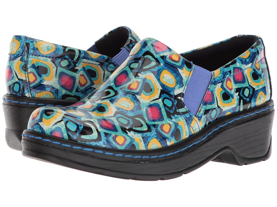 Klogs Footwear - Naples (Cubism Patent) Women's Clog Shoes