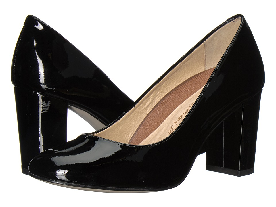 Walking Cradles - Matisse (Black Patent) High Heels