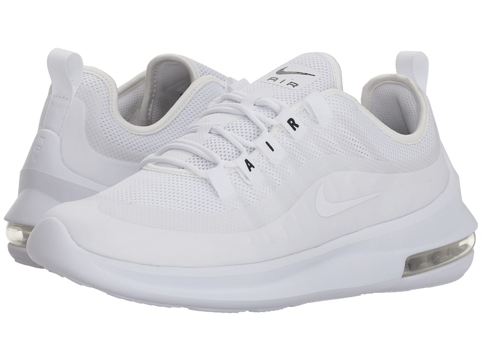 Nike Air Max Axis (White/White/Black) Women's Classic Shoes