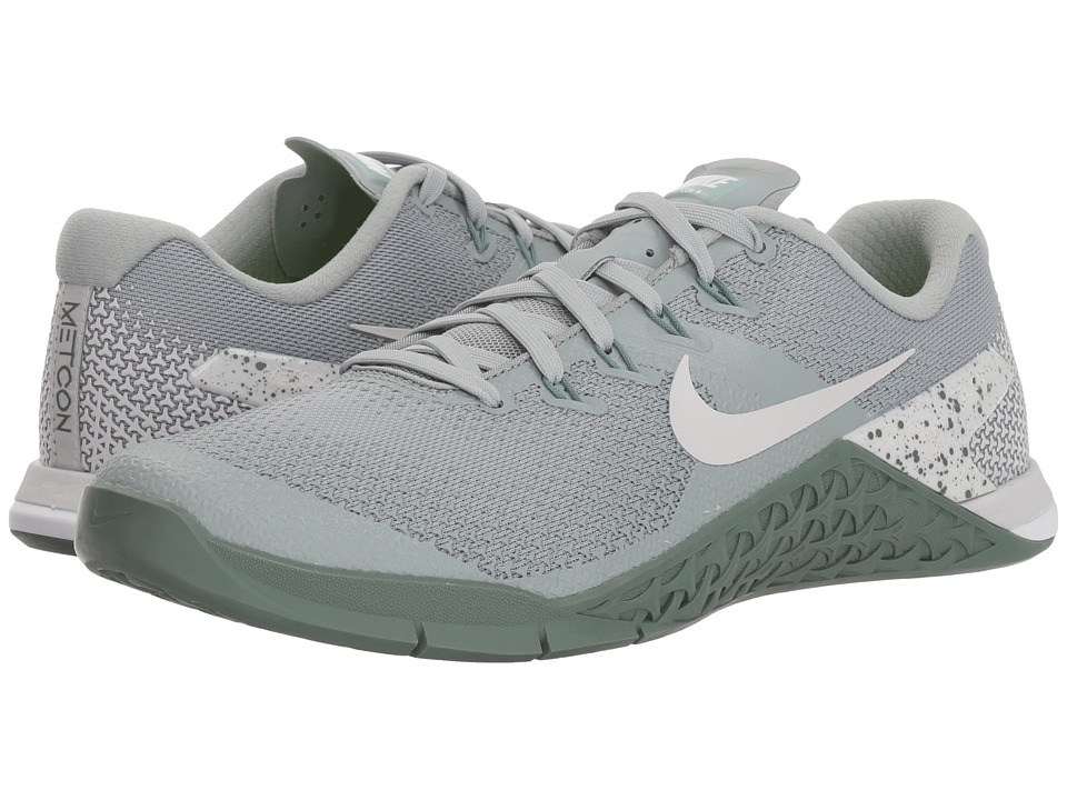 buy popular 7b88d a09a9 Nike Metcon 4 (Light Pumice-Vast Grey-Clay Green-White) Womens Shoes