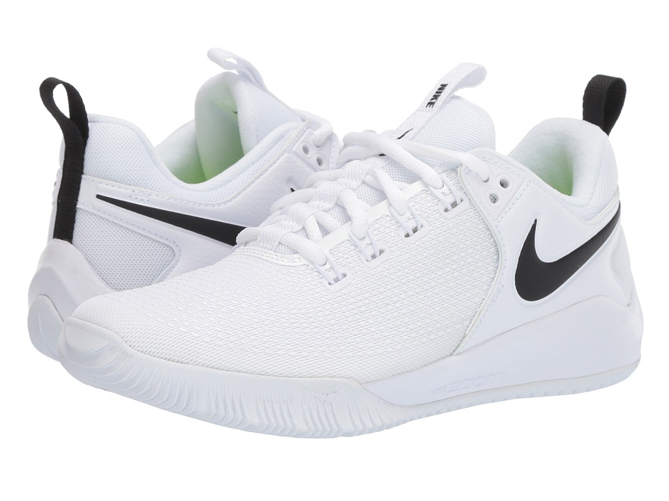 Nike Zoom HyperAce 2 (White/Black) Women's Cross Training Shoes