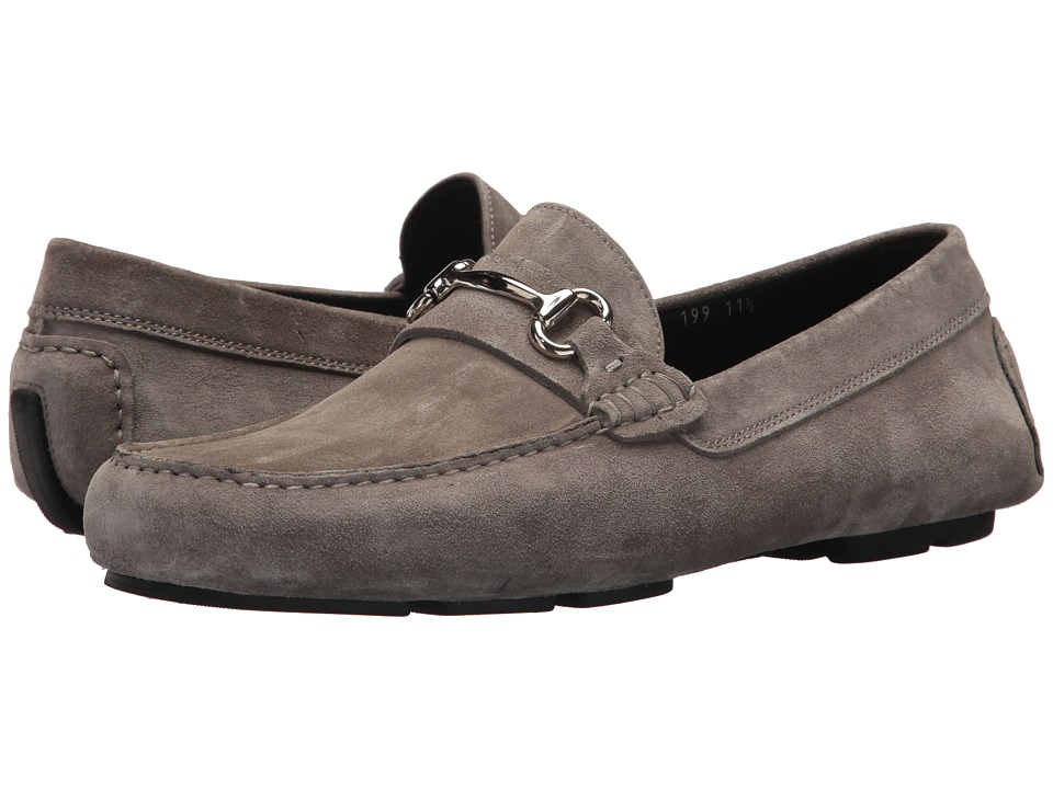 To Boot New York - Del Amo (Grey Suede) Mens Shoes