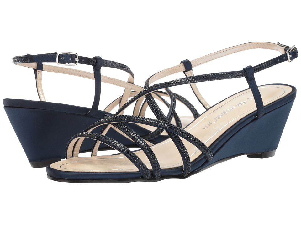 Caparros Leighton (Navy Satin) Women