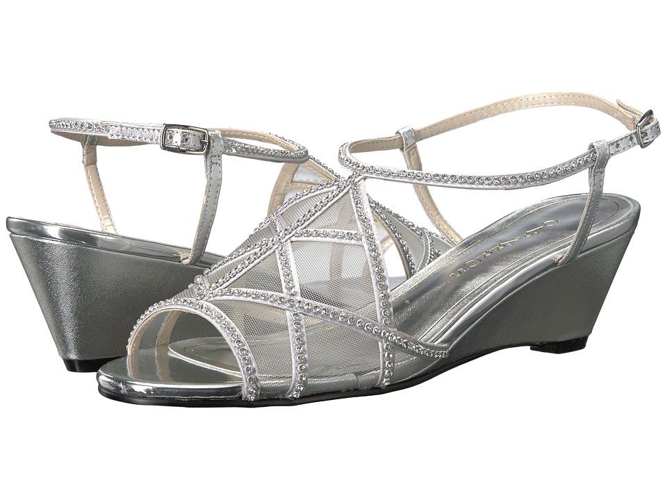 Caparros - Kish (Silver Metallic) Womens Shoes