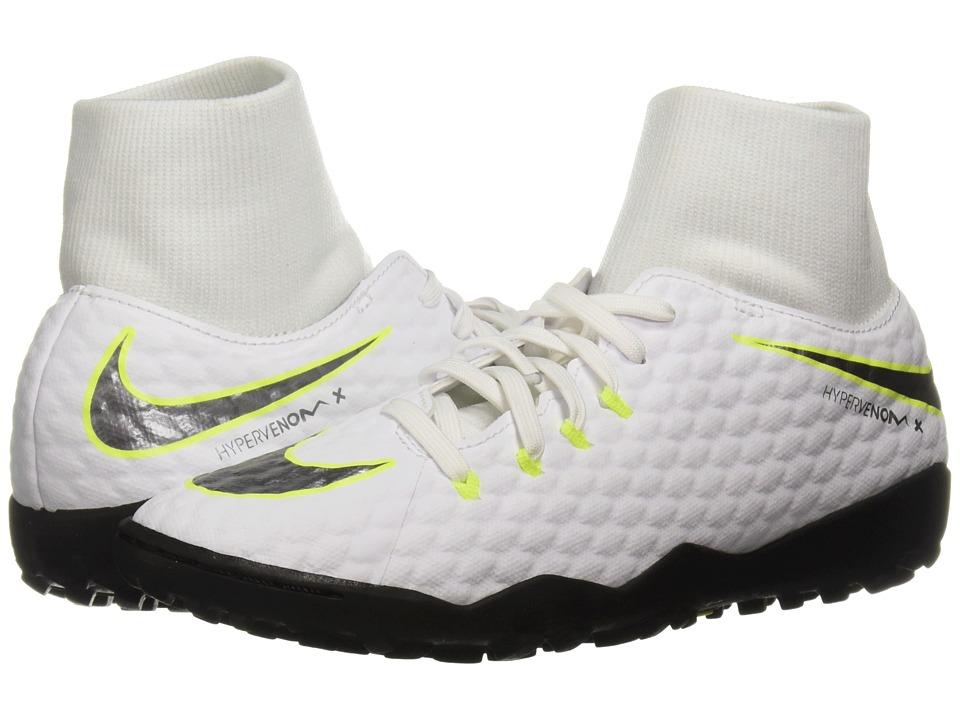 Nike Hypervenom PhantomX 3 Academy Dynamic Fit TF (White/...