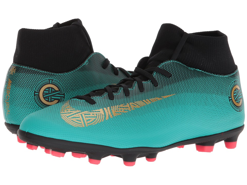 343fb55a3 sale nike superfly 6 club cr7 mg clear jade metallic vivid gold black e1bb8  a4a21
