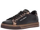 Dolce & Gabbana Leopard Sneaker