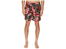 Dolce & Gabbana Mid Length Roseto Swimsuit Boxer w/ Bag
