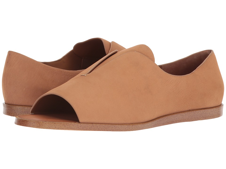 Image of 1.STATE - Cassidee (Teak Rio Nubuck) Women's Toe Open Shoes