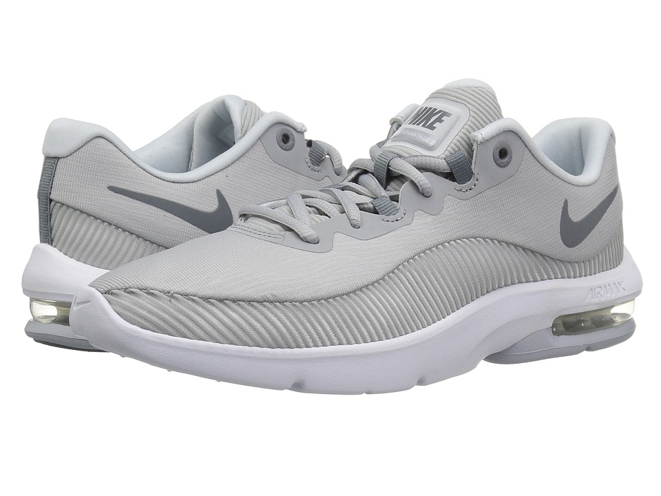 Nike Air Max Advantage 2 (Wolf Grey/Cool Grey/Pure Platinum/White) Women's Running Shoes