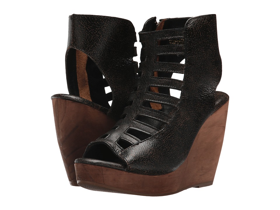 VOLATILE - Anouk (Brown) Womens Wedge Shoes