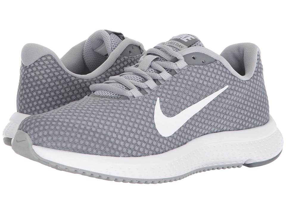 Nike RunAllDay (Wolf Grey/White/Cool Grey) Women's Running Shoes